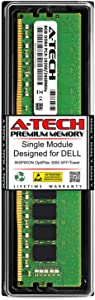 A-Tech 8GB RAM for DELL INSPIRON OPTIPLEX 3050 SFF/Tower | DDR4 2400MHz DIMM PC4-19200 288-Pin Non-ECC UDIMM Memory Upgrade Module