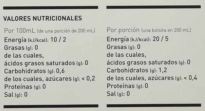 Efusiones Frutas del Bosque - 8 Unidades: Amazon.es ...