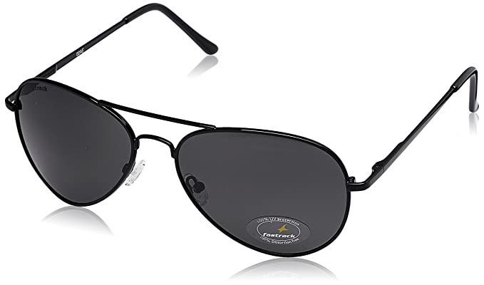 846a2219af Image Unavailable. Image not available for. Colour  Fastrack Aviator Unisex  Sunglasses ...