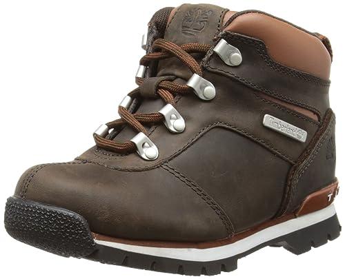 2536c3cc8425 Timberland Euro HikerSplitrock 2, Boys  Chukka Boots, Brown, 2.5 UK ...