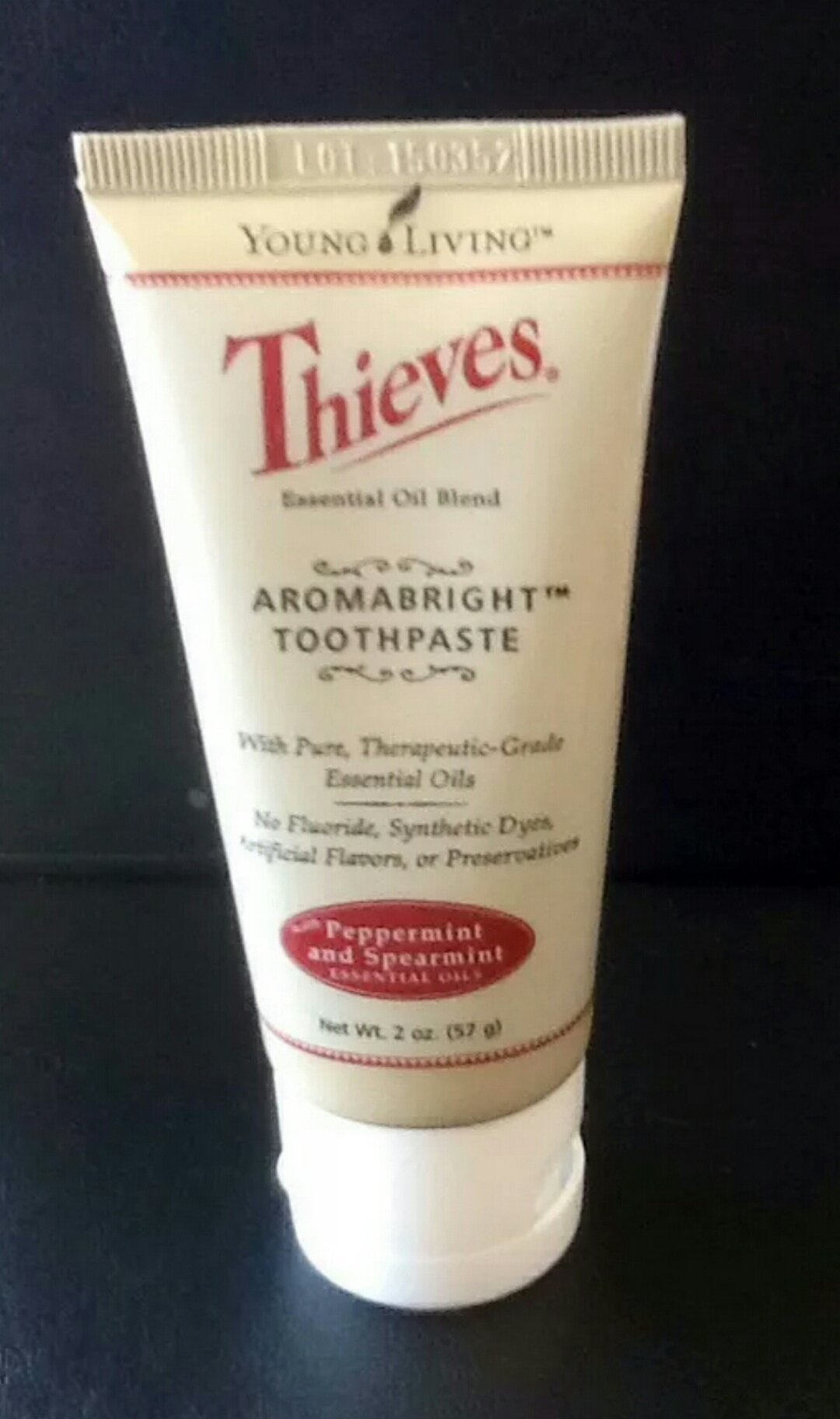 Thieves Aromabright Toothpaste 2 oz. by Young Living Essential Oil