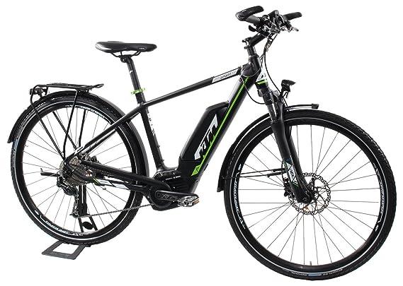 4b685c56a63dc4 KTM Herren E-Bike 28 Zoll Trekking Macina Sport 9 SI CX5 - Bosch Motor