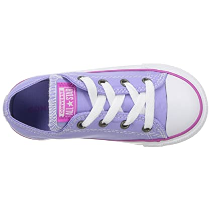 7454947f6ecd ... Converse Baby Chuck Taylor All Star Seasonal Canvas Low Top Sneaker