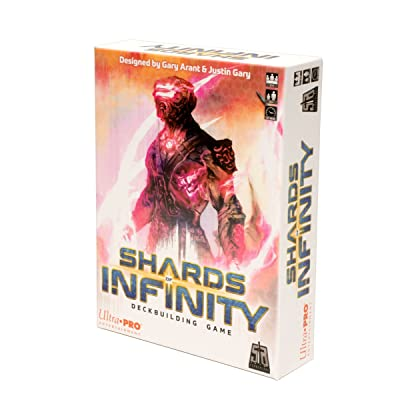 Ultra Pro Shards of Infinity: Toys & Games