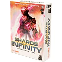 Ultra Pro upe10133Shards of Infinity: Deck Building Game
