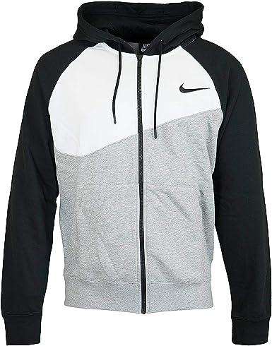 Nike NSW Swoosh - Sudadera con capucha y cremallera, Hombre, color ...