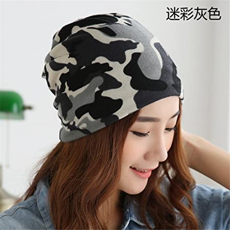 b5c03c4f8fa Girlfriend boyfriend Holiday gifts Women set children head cap cap thin  knitting cap pile cap of