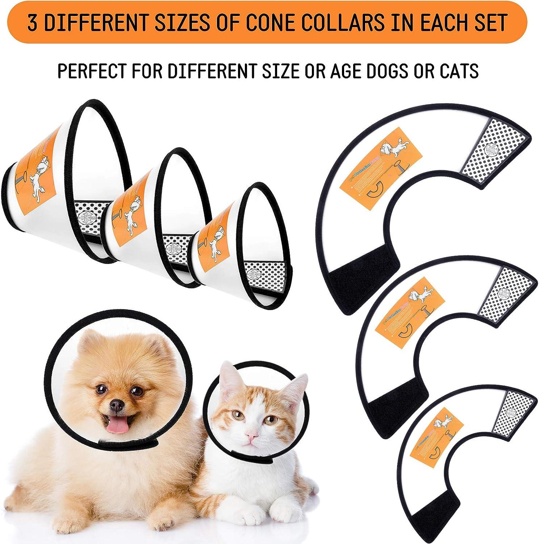 Mcdobexy Collar Cl/ásico para Mascotas De Color S/ólido con Pajarita De Campana M,Amarillo Ajustable para Perros Grandes Y Medianos Y Gatos Peque/ños