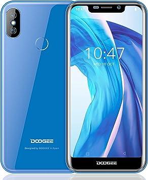 Moviles Libre, DOOGEE X70 Smartphone Libres, 3G Android 8.1 Telefonos: Amazon.es: Electrónica