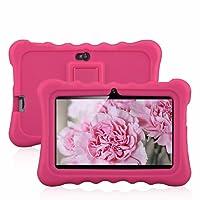 "Ainol Q88 7"" 1024 * 600 Android 4.4 Allwinner A33 512MB+8GB Dual Camera WiFi External 3G Tablet PC (Pink)"