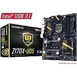 Gigabyte LGA1151 Intel Z170 ATX DDR4 Motherboards GA-Z170X-UD5