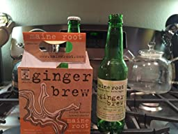 Maine Root Ginger Brew Whole Foods