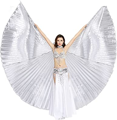 Belly Dance Isis Wings Isis Wings Opening or 360° Isis Wings no stick