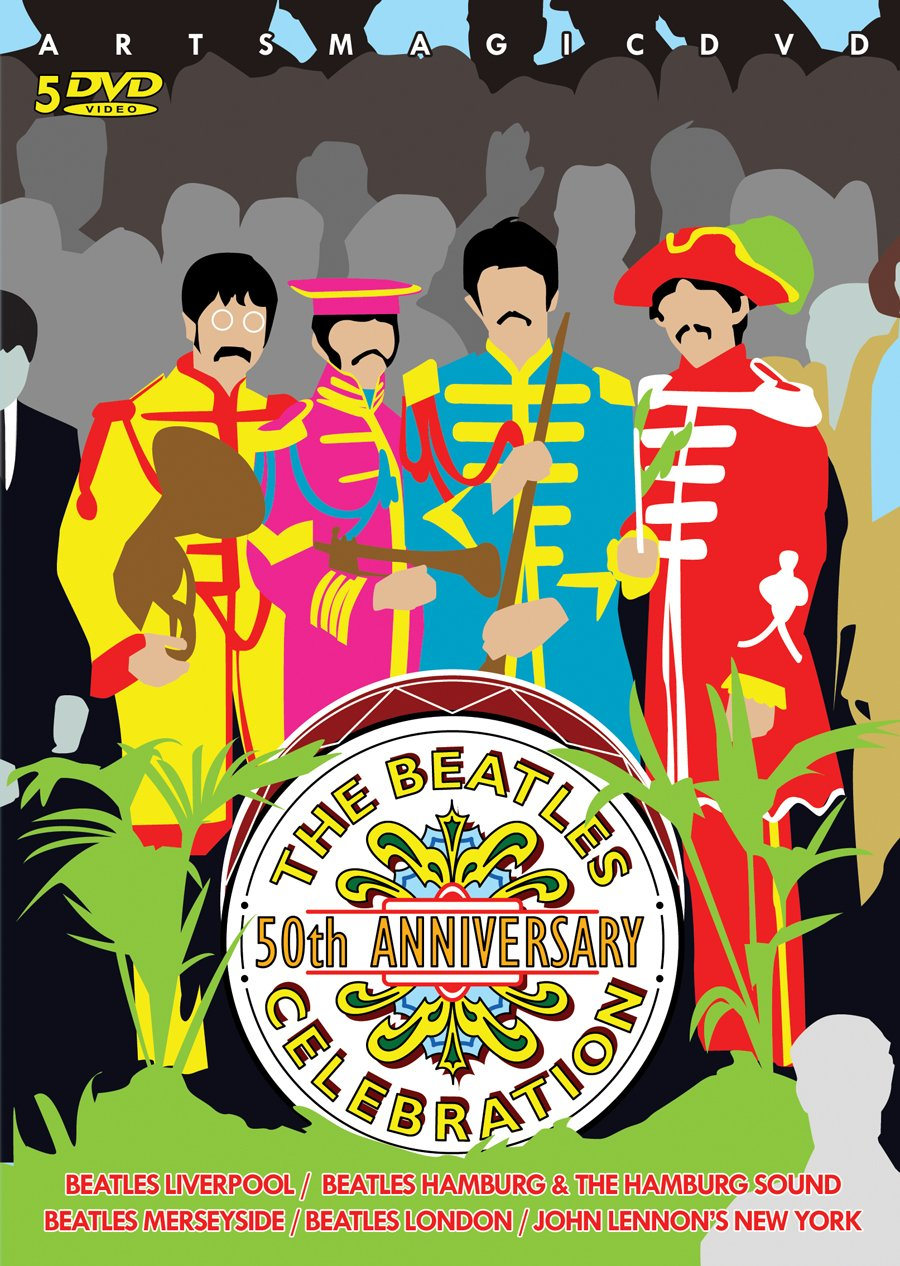 Beatles - 50th Anniversary Celebration(Packaging may vary) by Arts Magic