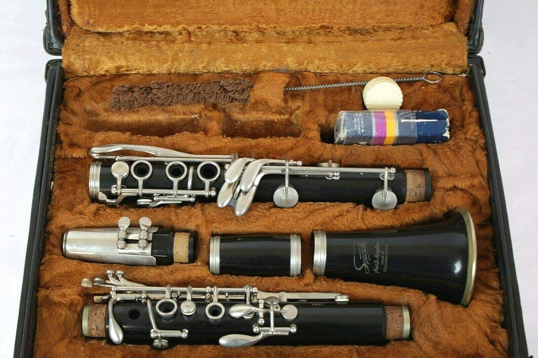 Amati Kraslice - Clarinete con funda: Amazon.es: Instrumentos musicales
