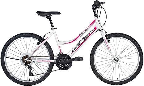 SCH F.Lli Schiano Integral Shimano 18V Bicicleta Mujer, Blanco ...