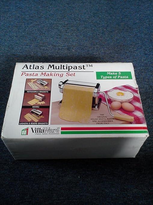 Amazon.com: VillaWare Marcato Atlas Multipast – Juego para ...