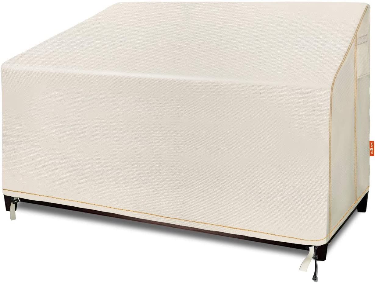 Patio Furniture Covers Waterproof, Outdoor Couch Cover, 58