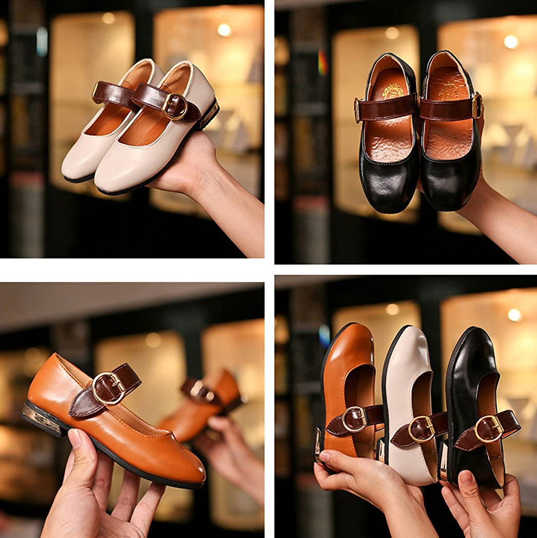 Classic Mary Jane Ballet Flat Dress Shoes Princess Shoes Fashion School Uniform Shoes