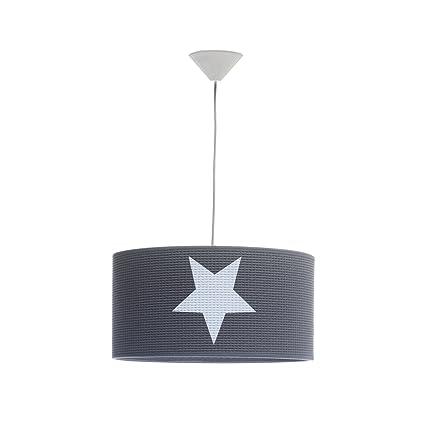 Alondra L597T-7900 - Lámpara bebé de techo con estrella ...