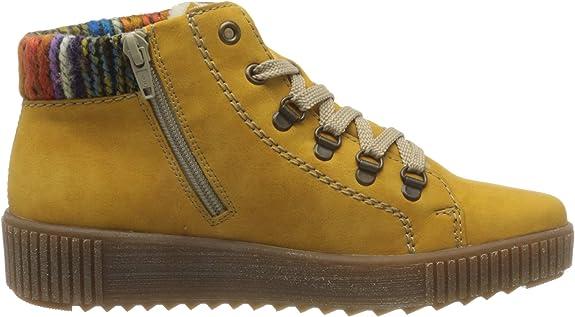 Rieker Damen M6411 Stiefeletten: : Schuhe & Handtaschen 79yZ4