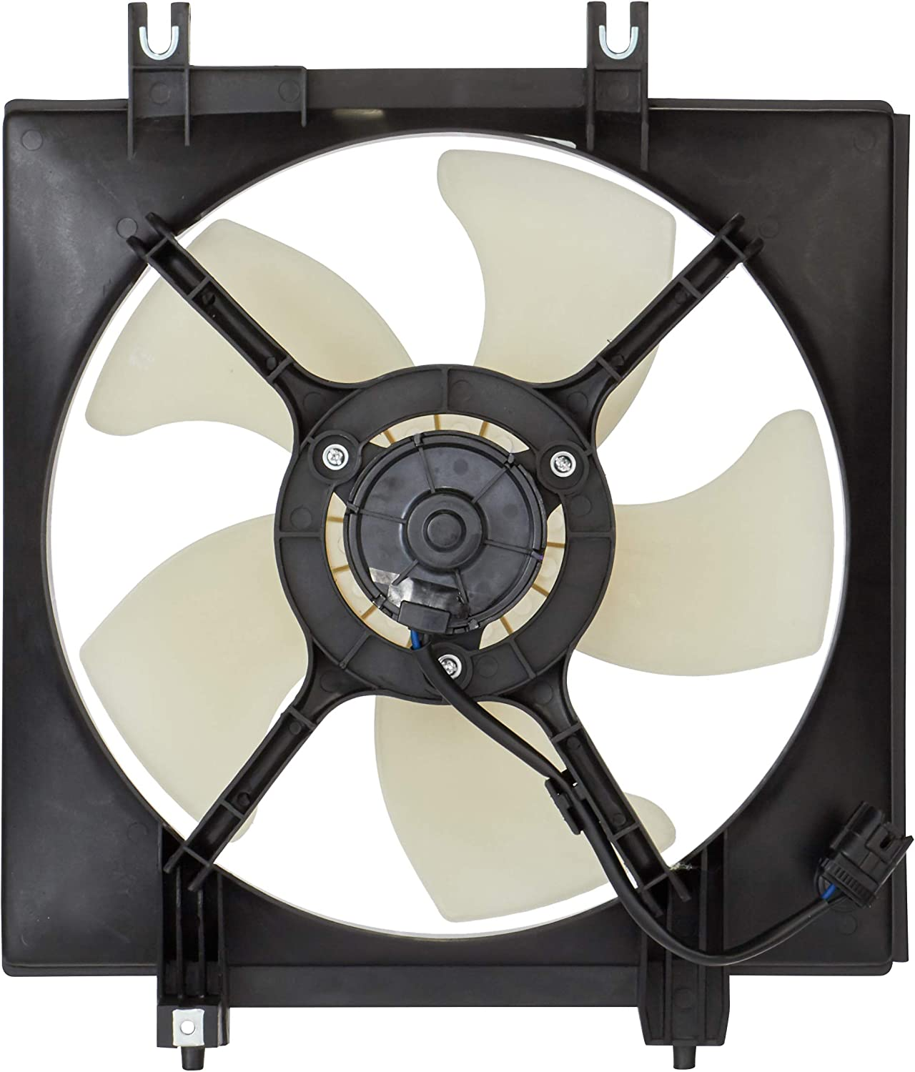 Spectra Premium CF14025 Air Conditioning A//C Condenser Fan Assembly