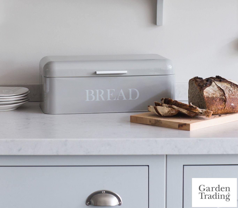Garden Trading Bread Bin - Pebble Garden Trading Company Ltd BBPB01