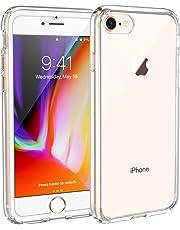 Syncwire Coque iPhone 8 / iPhone 7 UltraRock Series - Housse Rigide de Protection avec Protection Avancée Contre Les Chutes et Technologie Coussins d'air pour iPhone 8/7 - Ultra Transparent