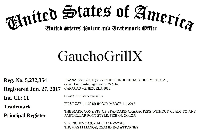 Amazon.com: GauchogrillX Budare Curado 12