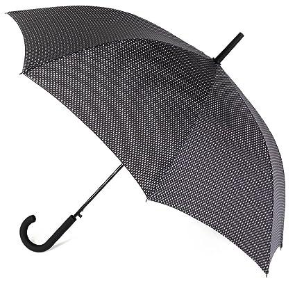 Paraguas largo hombre estampado. Apertura automática. Paraguas Vogue: Amazon.es: Equipaje