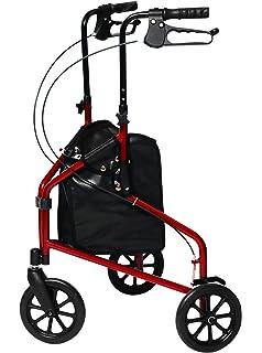 Amazon.com: Drive Medical, andador Winnie Lite con 3 ruedas ...