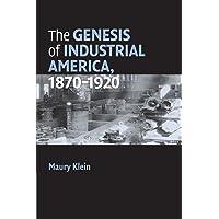 The Genesis of Industrial America, 1870-1920