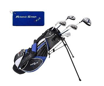 Paragon Golf Youth Juego de palos de golf, azul, Edades 11 ...
