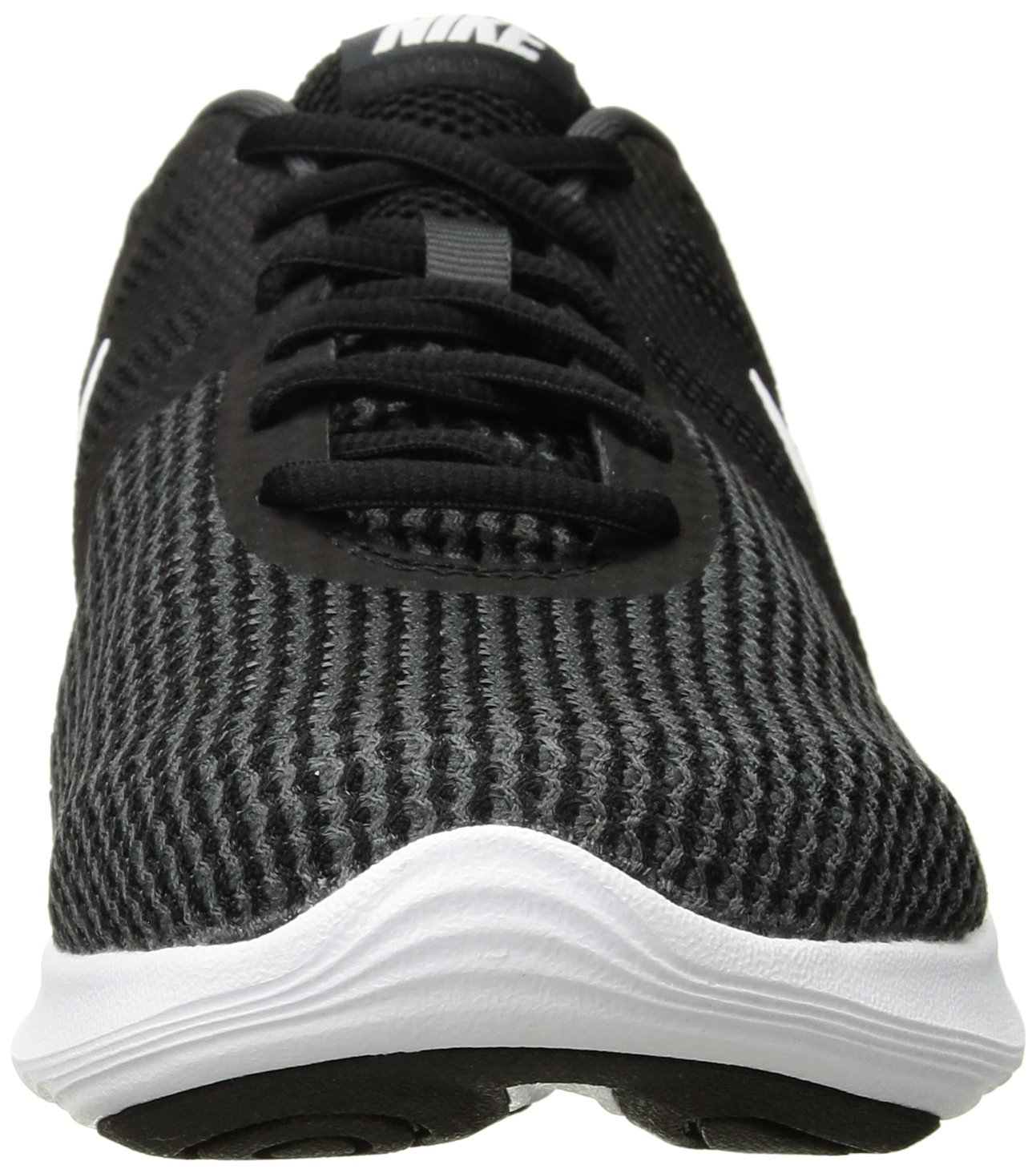 NIKE Women's Revolution 4 B(M) Running Shoe B06XK9Y2HZ 10 B(M) 4 US|Black/White-anthracite 6d0026