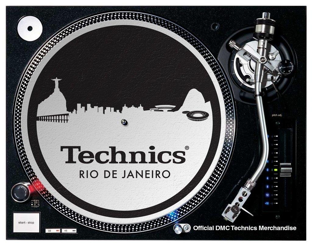 Technics MRIO Feutrine pour Platine DJ