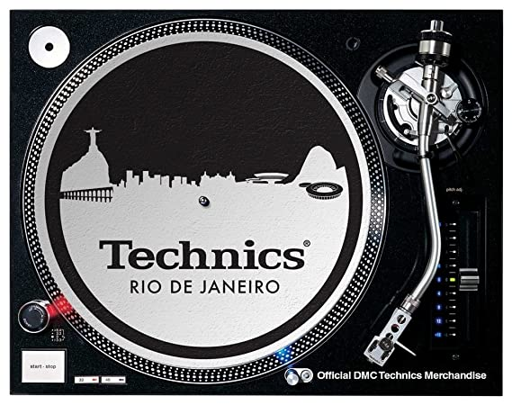 Technics Slipmat MRIO Tocadiscos: Amazon.es: Instrumentos musicales
