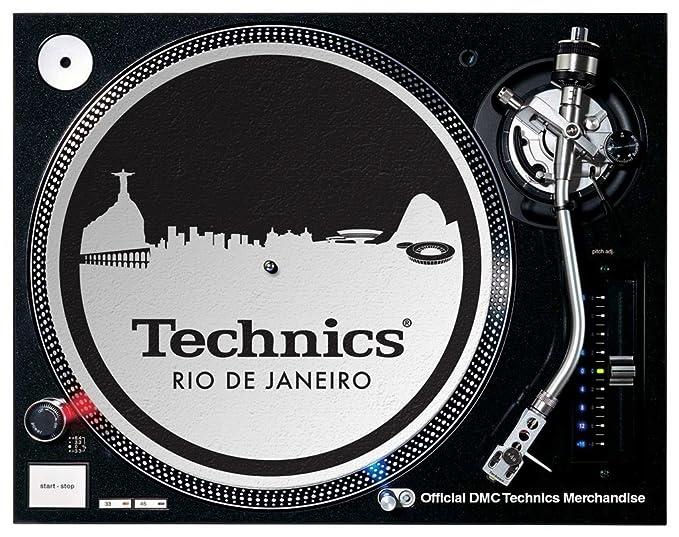Technics Slipmat MRIO Tocadiscos: Amazon.es: Instrumentos ...