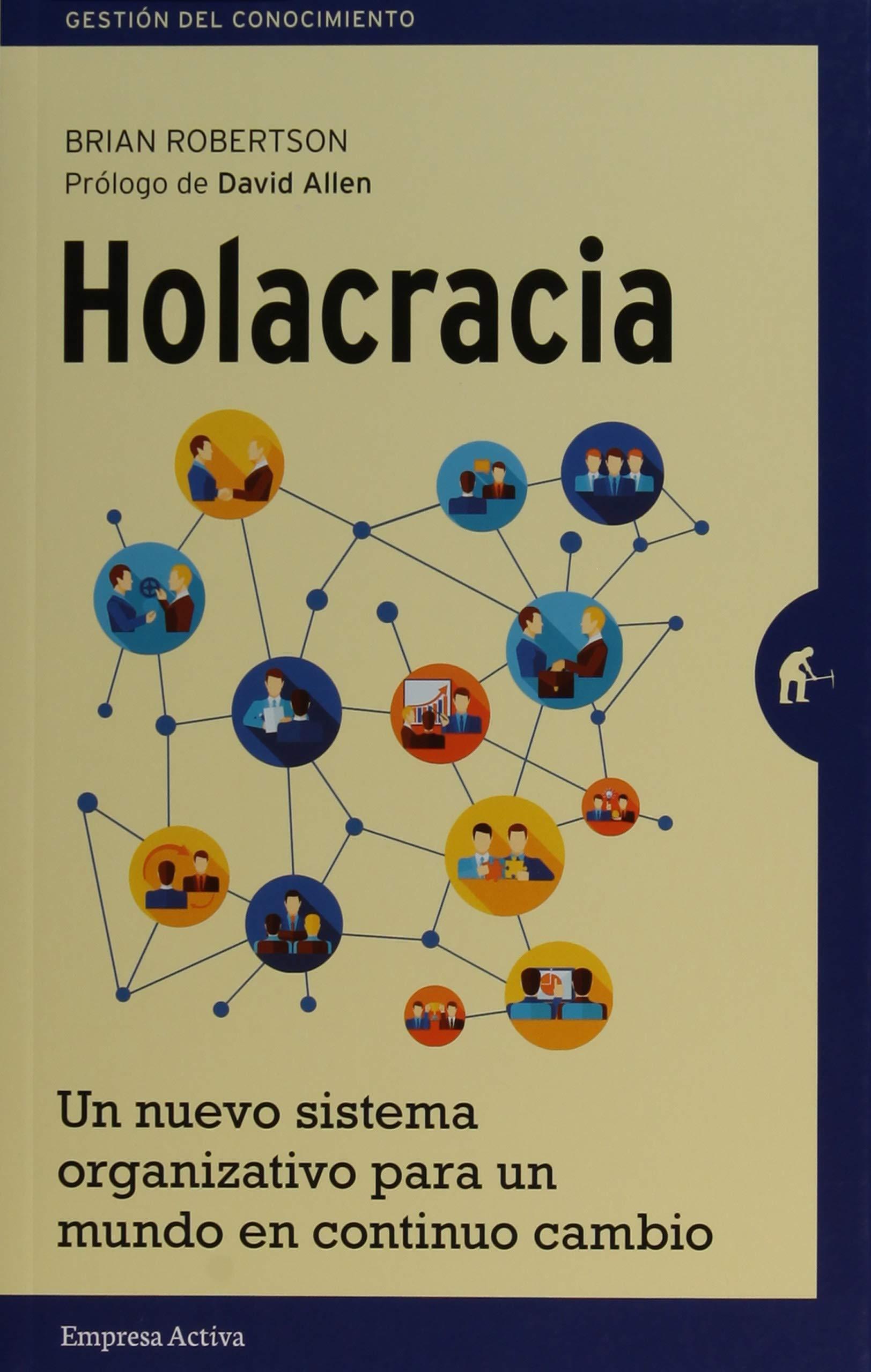 holacracia spanish edition