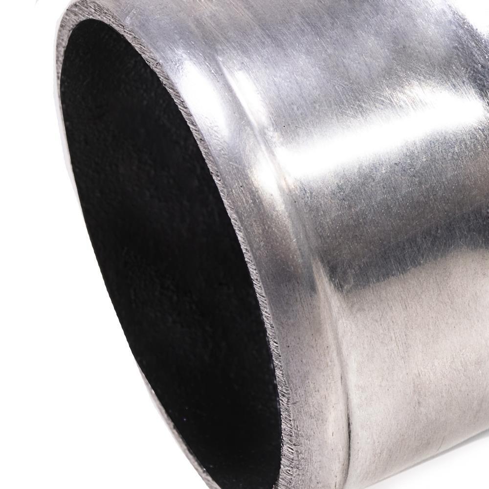 Universal Aluminium Alloy Fmic Front Mount Intercooler 450mm X 227mm X 65mm Core