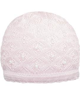 Weiße Baby Mütze 50 56 62 Erstlingsmütze Mützchen 100/%Baumwolle Weiß Taufe Haube