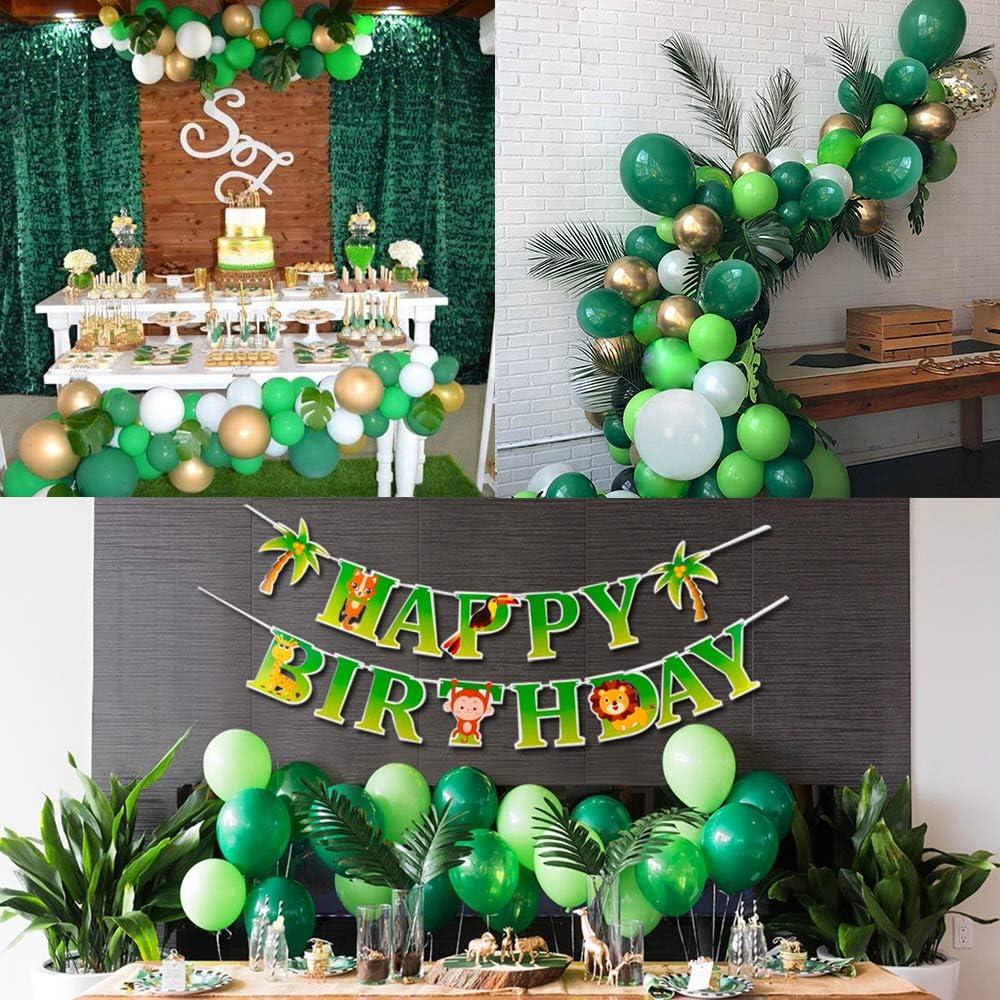 Folienballon Set 2 X Dinosaurier Heliumballon Kindergeburtstag Luftballon