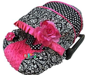 Amazon.com: Rosy Kids Infant carseat Cubierta 3 pieza ...