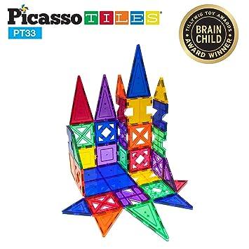 PicassoTiles 60 Piece Set