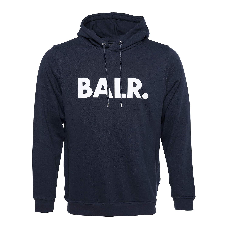 Herren Kapuzen Sweatshirt, Herbstlich Warmer Pullover BALR