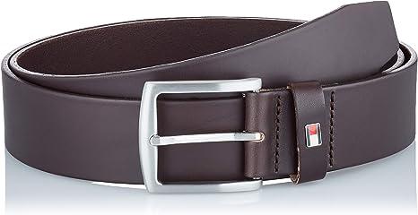 Tommy Hilfiger New Denton Belt Cinturón para Hombre: Amazon.es: Ropa y accesorios