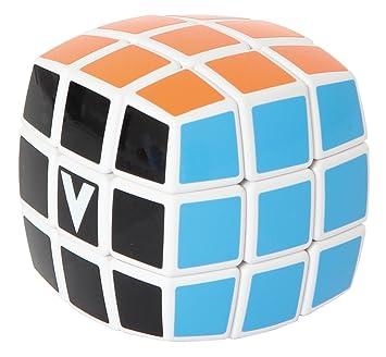 V Cube amazon com v cube 3b white pillowed speedcube toys