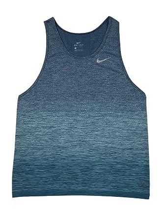 8c3e94096fc0a Nike Womens Dri-Fit Knit Running Tank Top Shirt