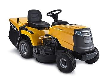 Stiga Estate 3084 Césped Tractor cortacésped - libre herramienta multiusos fácil agarre.: Amazon.es: Jardín