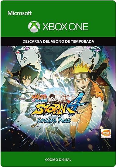 Naruto Shippuden: Ultimate Ninja Storm 4: Season Pass | Xbox One - Código de descarga: Amazon.es: Videojuegos