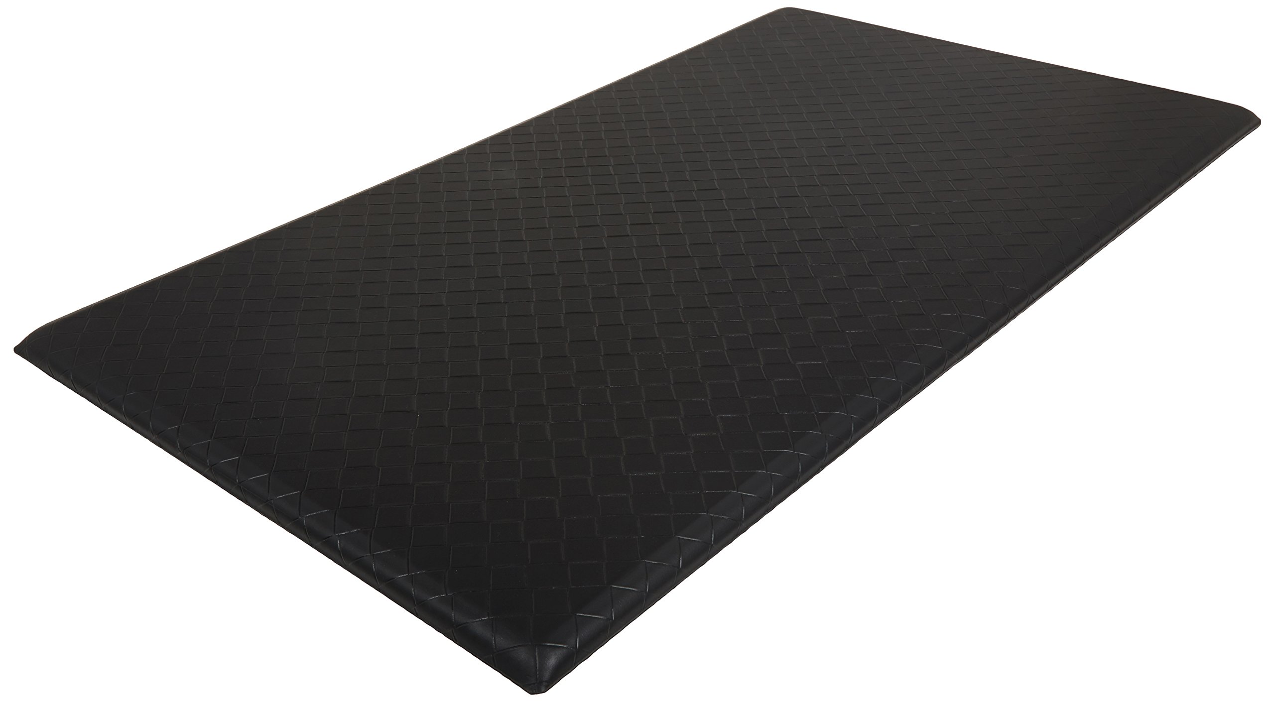 AmazonBasics Premium Anti-Fatigue Standing Comfort Mat for Home and Office - 20x36-Inches, Black by AmazonBasics (Image #3)